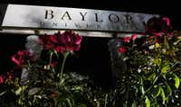 <p>At Baylor, Audrey Hamlin's panic attacks grew worse. (Irwin Thompson/Staff Photographer)</p>
