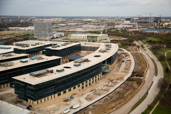 Toyota Plano Headquarters >> Modern Marvel How Toyota Poured 5 Centuries Of Work Into Its