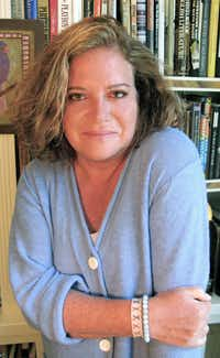 "Daphne Merkin, author of <i>This Close to Happy</i>.  (<p><span style=""font-size: 1em; background-color: transparent;"">Tina Turnbow</span><br></p><p></p>)"