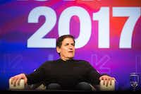Mark Cuban appears on a panel about technology and disruption in government during the 2017 SXSW Conference at the Austin Convention Center in Austin, Texas on March 12, 2017.(Julia Robinson/Special Contributor)Special Contributor