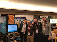 "ModoPayments is competing in the ""New Economy"" category for the SXSW Interactive Innovation Awards.((Melissa Repko/The Dallas Morning News))"