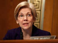 Sen. Elizabeth Warren. (AP Photo/Carolyn Kaster, File)