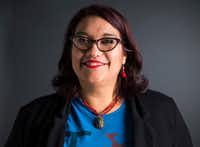 Eva-Marie AyalaAshley Landis/The Dallas Morning News