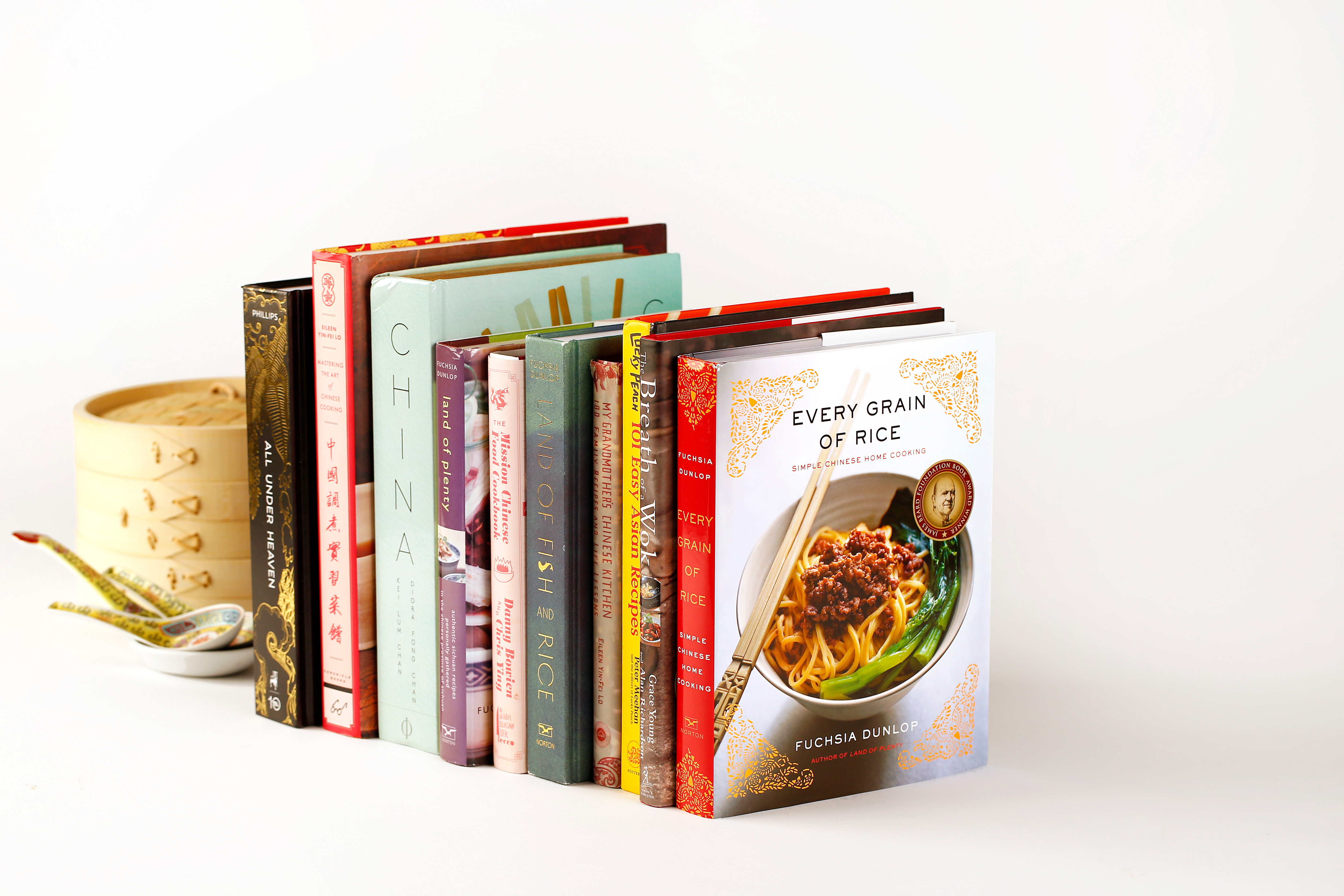 fire up that wok these 10 chinese cookbooks inspire and educate