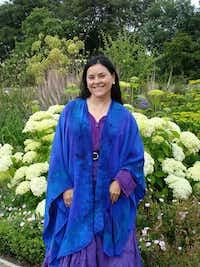 Diana Gabaldon, author of <i>Written in My Own Heart's Blood</i>.