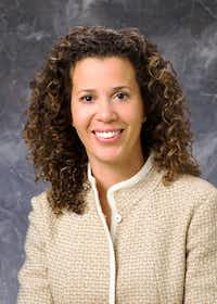 Mary Beth West, 52, becomes J.C. Penney executive vice president and chief customer and marketing officer. She steps down from the J.C. Penney board on May 15, 2015 to take the job. 04292015xBUSINESS(Photo courtesy of J.C. Penney)