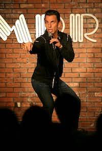 Comedian Sebastian Maniscalco(Jason Janik/Special Contributor)