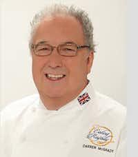 Former royal chef Darren McGrady(Courtesy of Darren McGrady)