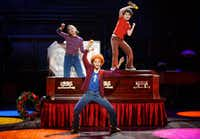 AT&T Performing Arts Center will present the national tour of 'Fun Home,' the 2015 Tony Award winner for Best Musical, at the Winspear Opera House as part of its 2017-2018 Broadway series Sept. 13-24, 2017.(Joan Marcus)