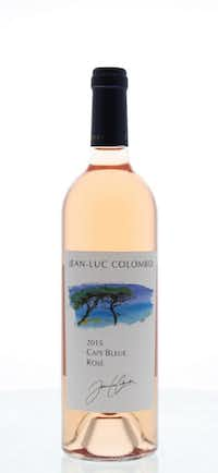 Jean-Luc Colombo, Mediterranee IGP, Cape Bleue Rose  2016((Jean-Luc Colombo))