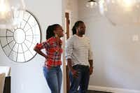 Andy and Ashley Williams of Fort Worth will star in <i>Flip or Flop Fort Worth</i> series that will begin airing in 2018.((Menesa Pritchett/HGTV))