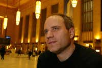 Director Nathaniel Kahn, son of architect Louis Kahn. (2004 File Photo)(KRT)