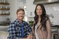 Chip and Joanna Gaines of HGTV s Fixer Upper