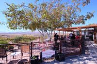Charron is one of the closest wineries to downtown Tucson and has a fantastic patio.(Jim Byers/Special Contributor)