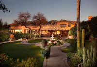 Hacienda del Sol is a beautiful, relaxing resort that was a private girls' school back in the day. (Tourism Tucson)