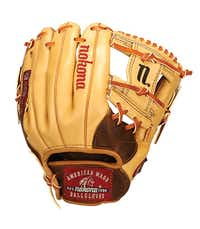 Nokona baseball gloves are the only gloves still made in the U.S. They're made in a factory near the Texas-Oklahoma border(Dallas Morning News file photo)