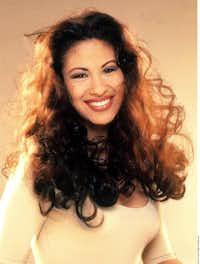 Selena Quintanilla-Perez was 23 when she died.(Agencia Reforma)