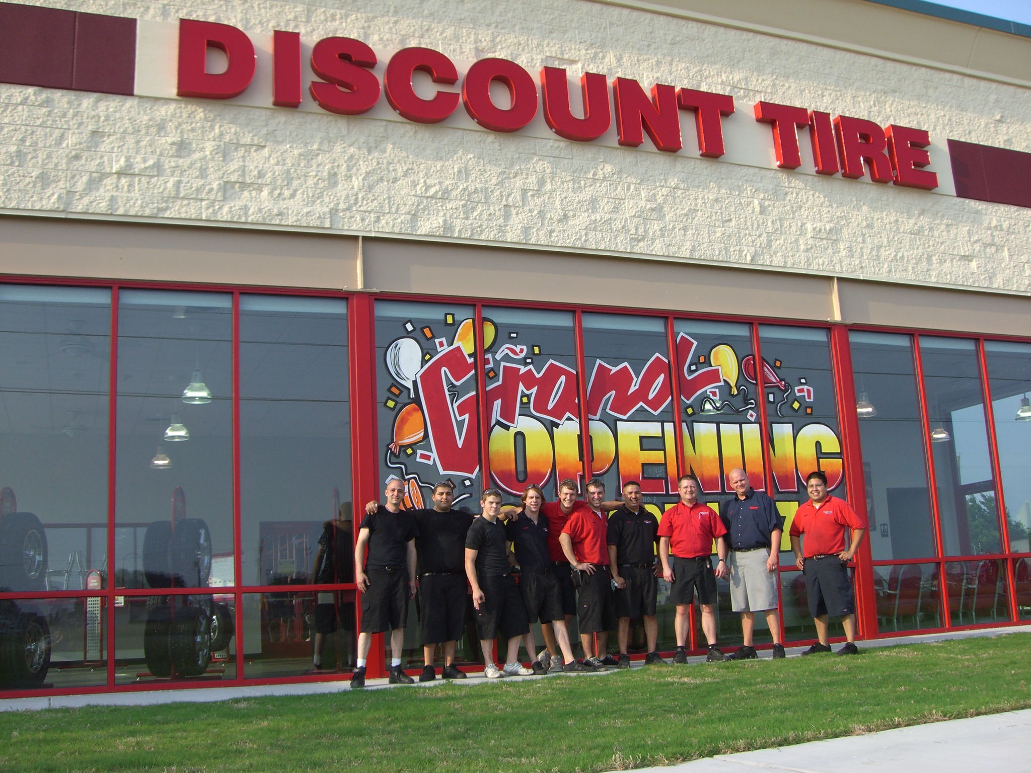 Discount Tire Store Hours >> Far South Dallas Distribution Hub On The Way For Discount Tire