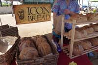 Icon Bread based in Southlake is a family-owned bakery.((Kim Pierce))