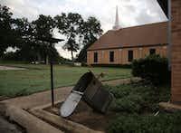 <p>A scene at Prime Prep's Dallas campus when the school open in 2012. (Nathan Hunsinger/The Dallas Morning News)</p>