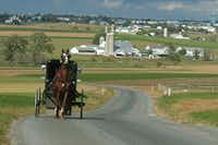 <p>A horse and buggy travels along a Lancaster County back country road that twists among acres and acres of picture-perfect farmland.&nbsp;</p>(<p>(DiscoverLancaster.com / Terry Ross)</p>)