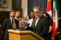 <p>Sen. José Rodríguez, D-El Paso (File Photo/Austin American-Statesman)</p>