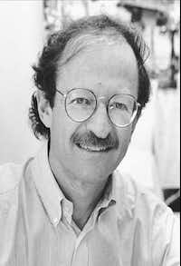 Dr. Harold E. Varmus, a Nobel Prize-winning microbiologist at the University of California, San Francisco, wh was picked by President Clinton on  Aug. 3, 1993, to head the National Institute of Health.(AP)