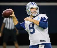 There's only one Tony Romo to Dallas Cowboys fans. But there could be another ... ((Ashley Landis/Staff Photographer))