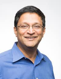 Venu Shamapant, general partner of LiveOak Venture Partners in Dallas(LiveOak Venture Partners)