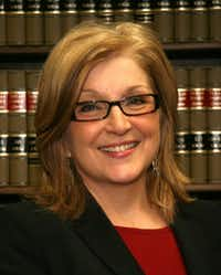 "<span style=""font-weight: normal;"">Donna Nelson, chairwoman of the Texas Public Utility Commission. (Courtesy photo)</span>"