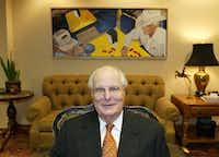 Tex Gross, chairman of Commerce Street Holdings(DMN file photo)