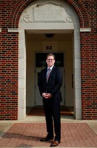 Geoffrey Orsak was the dean of SMU's Lyle School of Engineering from 2004 to 2012.(Jae S. Lee/Staff Photographer)