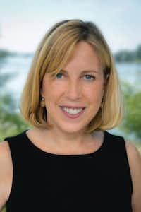 <p>Christina Baker Kline, author of <i>Orphan Train </i>and<i>A Piece of the World.</i></p>