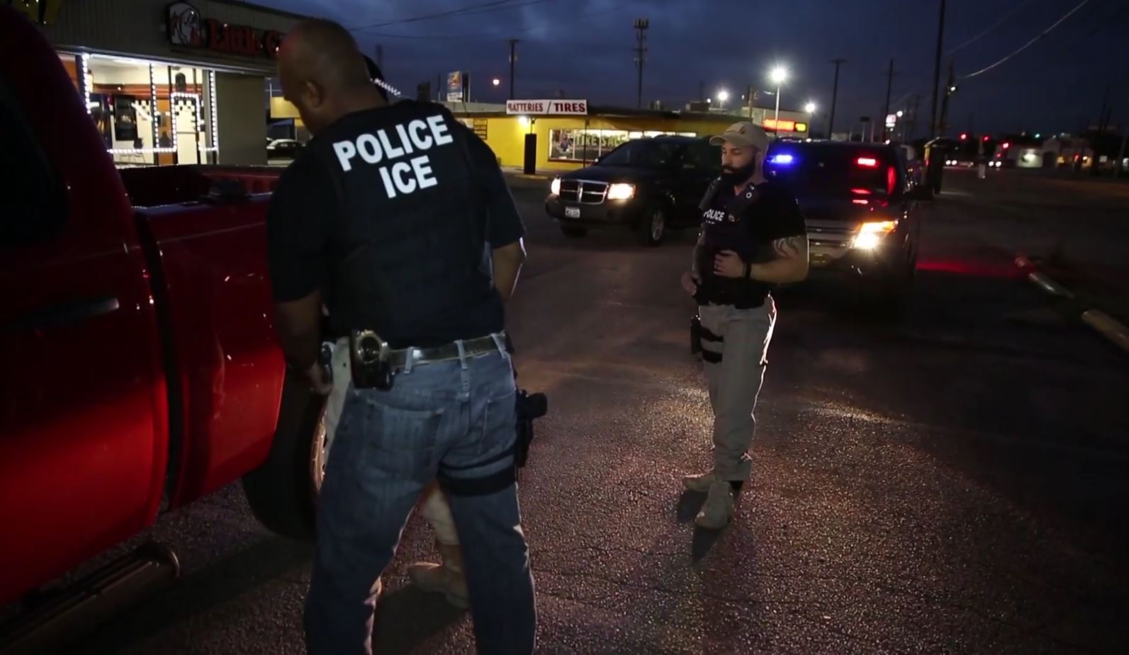 75 Including 20 In North Texas Arrested In Three Day Immigration