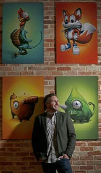 Paul Bettner, CEO and founder of Playful, says he saw the future when he held his first iPhone. He had the same feeling when he put on a virtual reality headset.Jae S. Lee/Staff Photographer