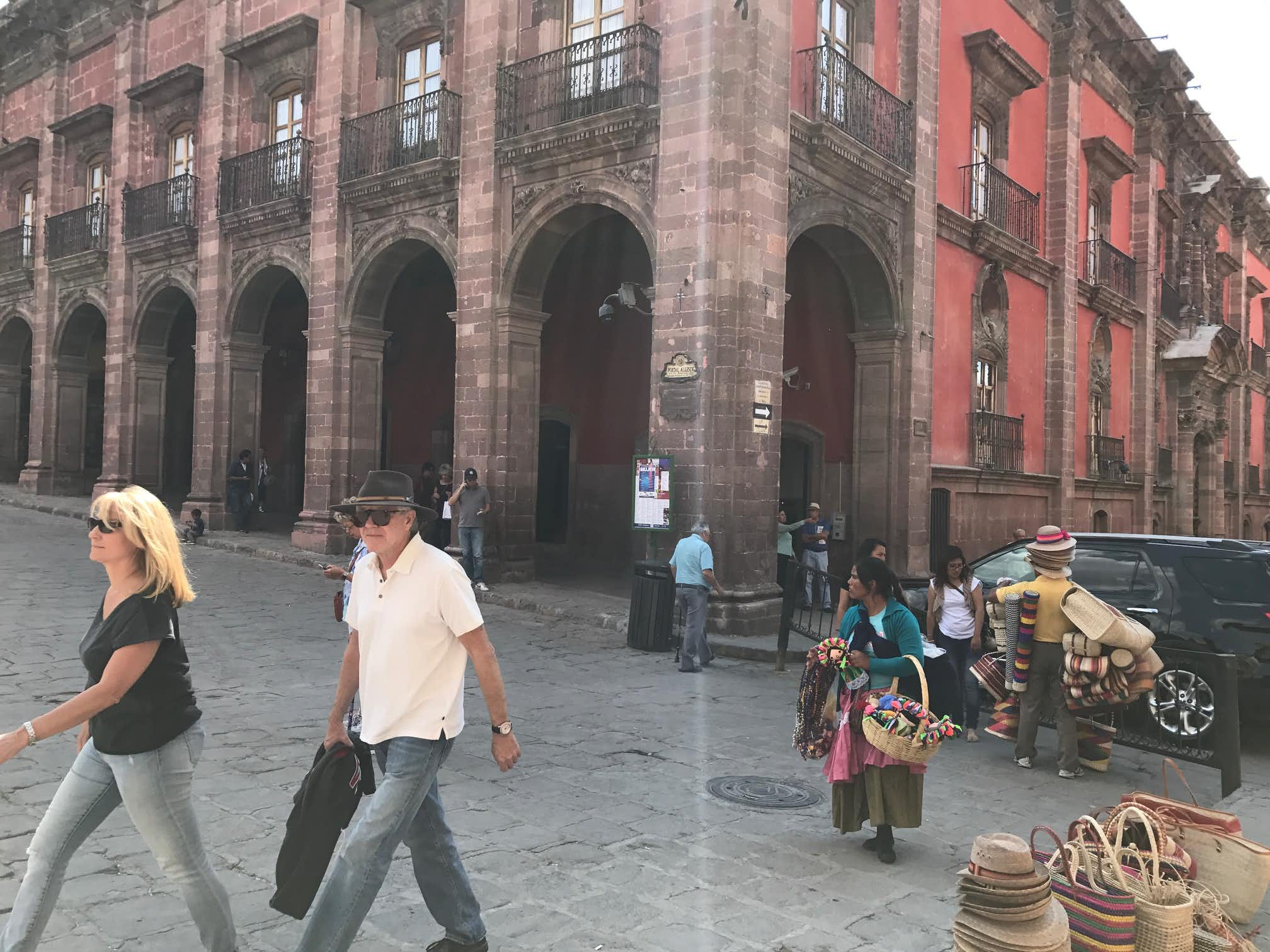 Mexico is the top foreign destination for American retirees, and San Miguel de Allende, Guanajuato, is among the preferred cities. (Angela Kocherga/Staff Photographer)