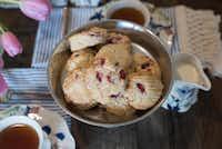 Strawberry lemon scones.   (Rex C. Curry/Special Contributor)