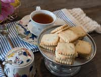 Honey lavender tea cookies (Rex C. Curry/Special Contributor)