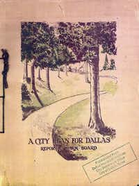"""<p><span style=""""font-size: 1em; background-color: transparent;"""">The stage was set for Dealey Plaza in the Kessler Plan, which rechanneled the Trinity River and plotted Industrial Boulevard (now Riverfront) and four viaducts.</span></p>"""