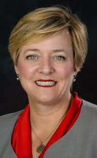Stacy Kelly earned the Place 6 seat on Highland Park ISD's school board in Saturday's election.((Stacy Kelly))