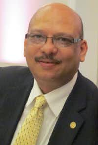 Rocky Vaz of the City of Dallas Office of Emergency Management.(Facebook)