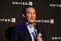 United Airlines CEO Oscar Munoz (AP Photo/Richard Drew, File)(AP)
