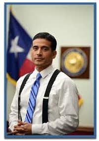 Bexar County District Attorney Nico LaHood