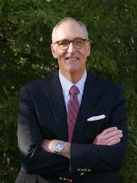 Matt Myers, recently named dean of SMU's Edwin L. Cox School of Business