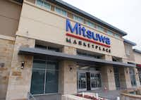 Mitsuwa Marketplace will have their grand opening on Friday, April 14, 2017 in Plano. They were established in March 1998 and currently have nine stores across the United States: seven in California, one in New Jersey, and one in Chicago. Photo taken on Thursday, April 13, 2017. (David Woo/The Dallas Morning News)