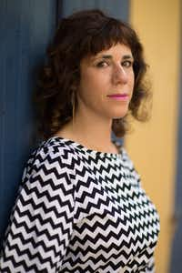 Jami Attenberg, author of All Grown Up(Zack Smith)