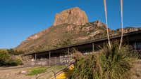 Chisos Mountains Lodge in Chisos Basin, Big Bend National Park. ((Dan Leeth/Special Contributor))
