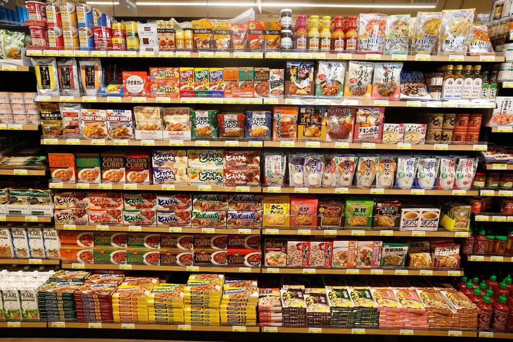 Asian grocery store arlington