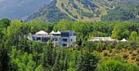 Aspen Meadows Resort, the home of the Aspen Institute, is available for hotel stays. (Aspen Meadows Resort)