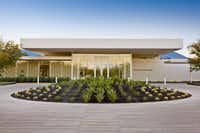 The Sunnylands Center was designed by Frederick Fisher and Partners. ((Mark Davidson) )